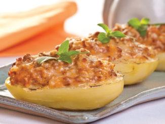 Batatas Recheadas