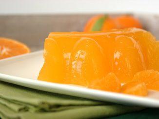 Laranjinhas com Fruta e Gelatina