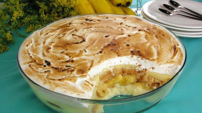 Delícia de Bananas no Forno