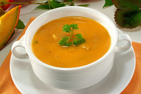 Sopa de Abobora